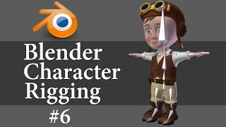 Blender Character Rigging 6 of 10