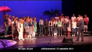 Reüni concert 20 jaar DACAPO popkoor