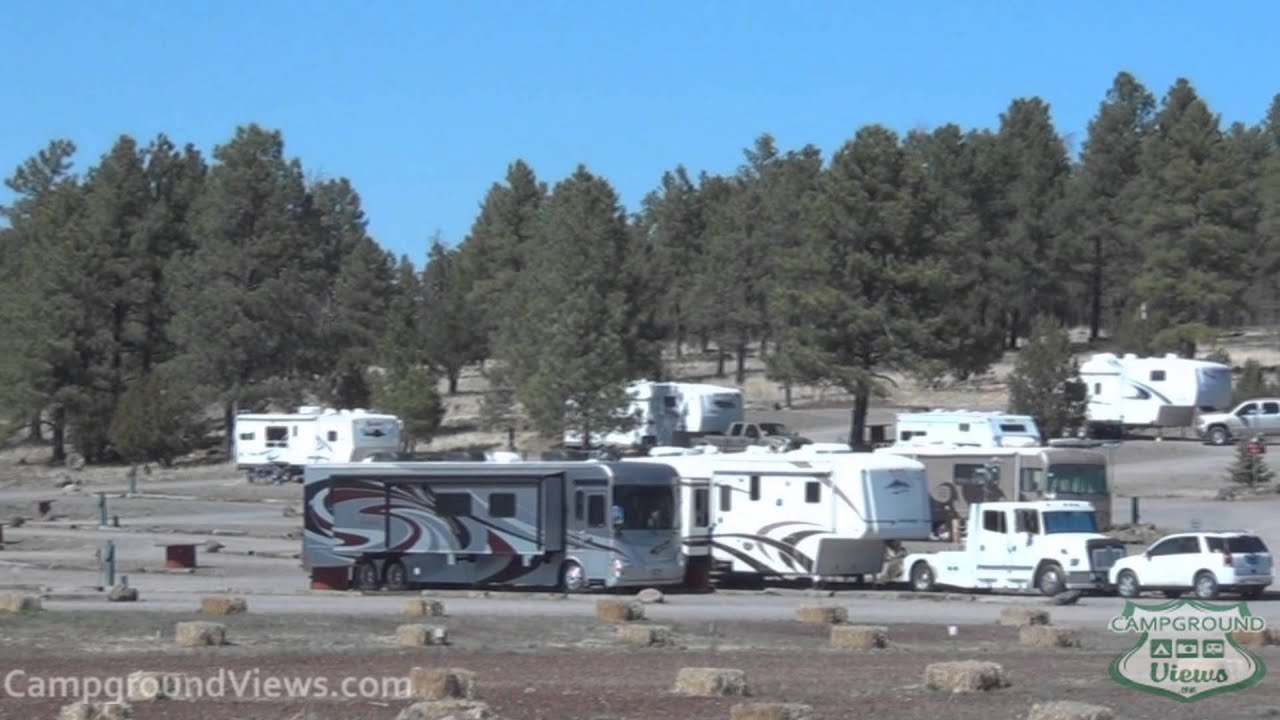 Campgroundviews Com Canyon Motel Amp Rv Park Williams