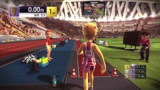 World Records!!! Kinect Sport Track and Field