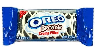 Qreviews Oreo Brownie/jif To Go Dippers Review
