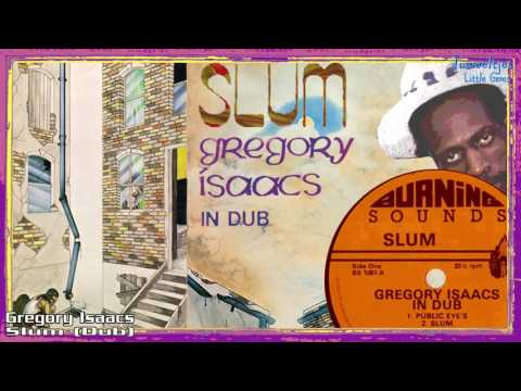 Gregory Isaacs - Party In The Slum + Dub 1978