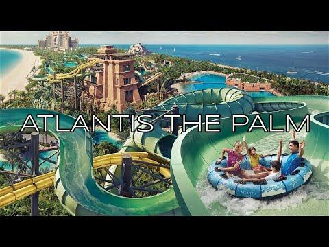 Atlantis The Palm Aqua venture, Dubai | Travel Vlog