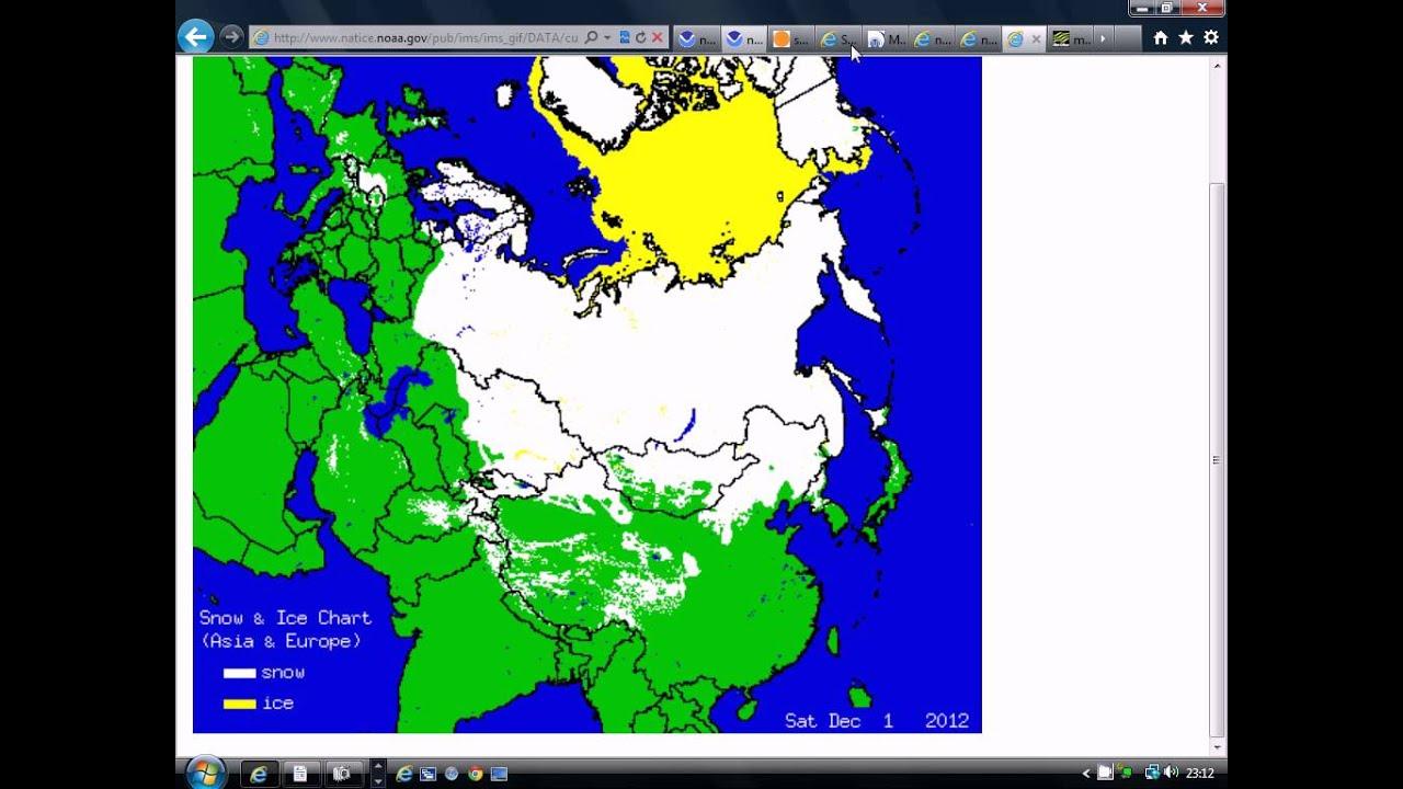 Gavs Weather Vids >> GavsWeatherVids Winter 2012/2013 UK Forecast - YouTube