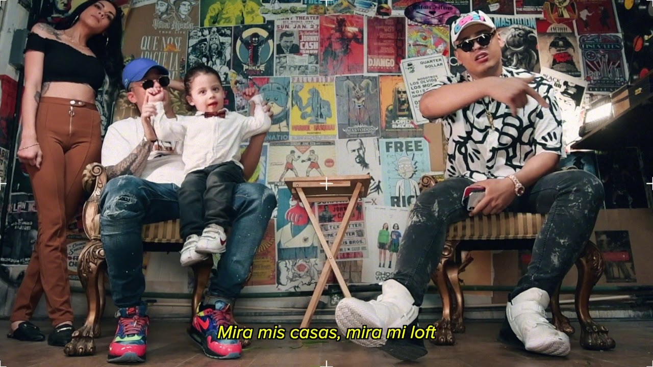 3. Mira - Adán Cruz & Lc Padrino (Lyric Video)