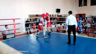 Махмутов Дмитрий (Тайшет) vs Новиков Геннадий (Бирюсинск)