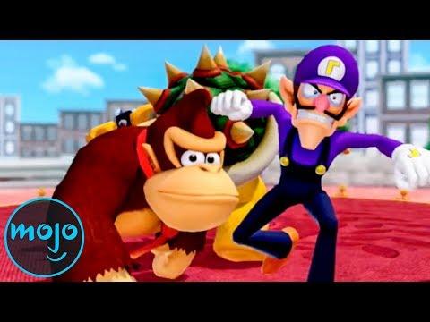 Top 10 Best Super Mario Party Minigames