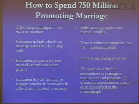 Psychology M176: Families and Couples Lecture 15, UCLA