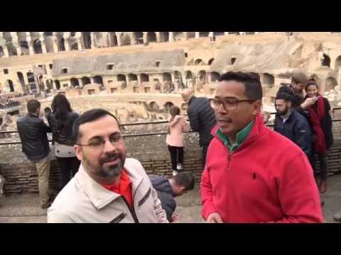 Pastor Angel Maestre en Italia