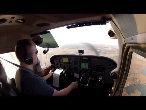 VFR flight from Modesto to a heavily congested Palo Alto (inc a hold at KGO)