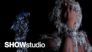SHOWstudio: Pins and Needles Process Film - Ruth Hogben / Bart Hess