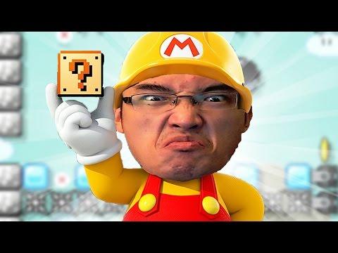 VOS NIVEAUX DEVIENNENT DIFFICILES!   Super Mario Maker FR #71