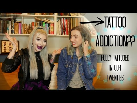 Addicted to Tattoos? Feat Morgan Joyce!