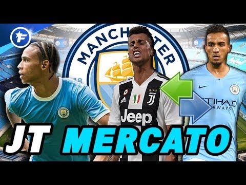 Manchester City abat ses dernières cartes | Journal du Mercato
