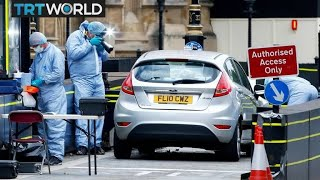 London Car Attack: Car crashes into barrier outside UK Parliament