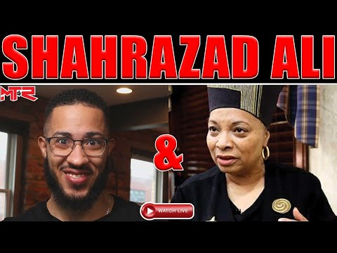 """Sister Shahrazad Ali joins MTR - LIVE 