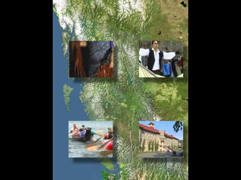 Big BC Map - BC's First Peoples