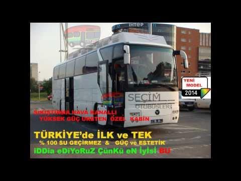 Seçim Otobüsleri - Seçim Araçları - Www.secimotobusleri.com