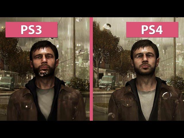 Heavy Rain – PS3 Original vs. PS4 Remaster Graphics Comparison