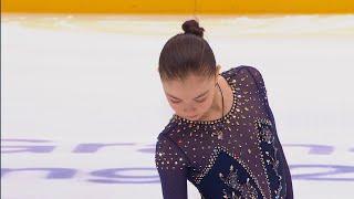 Софья Самоделкина Короткая программа Кубок России по фигурному катанию 2020 21 Пятый этап
