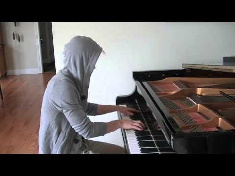 Ellie Goulding: Burn (Elliott Spenner Piano Cover)