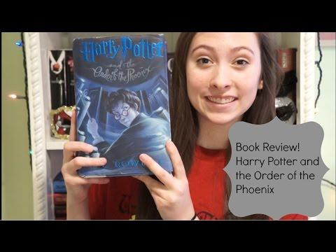 book report on harry potter and the order of the phoenix Harry potter and the order of the phoenix summary & study guide includes detailed chapter summaries and analysis, quotes, character descriptions, themes, and more.