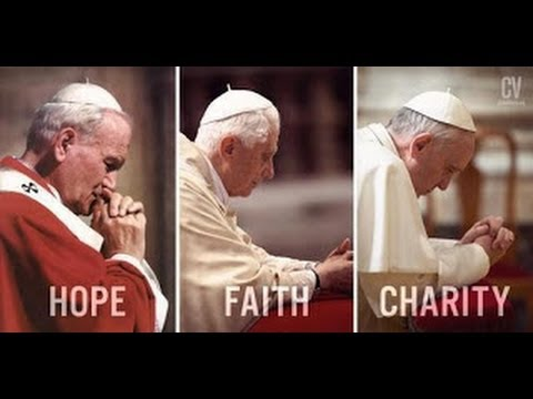 A Practically Palpable Papal Presentation...