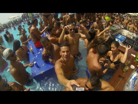 Beirut's CRAZIEST POOL PARTY