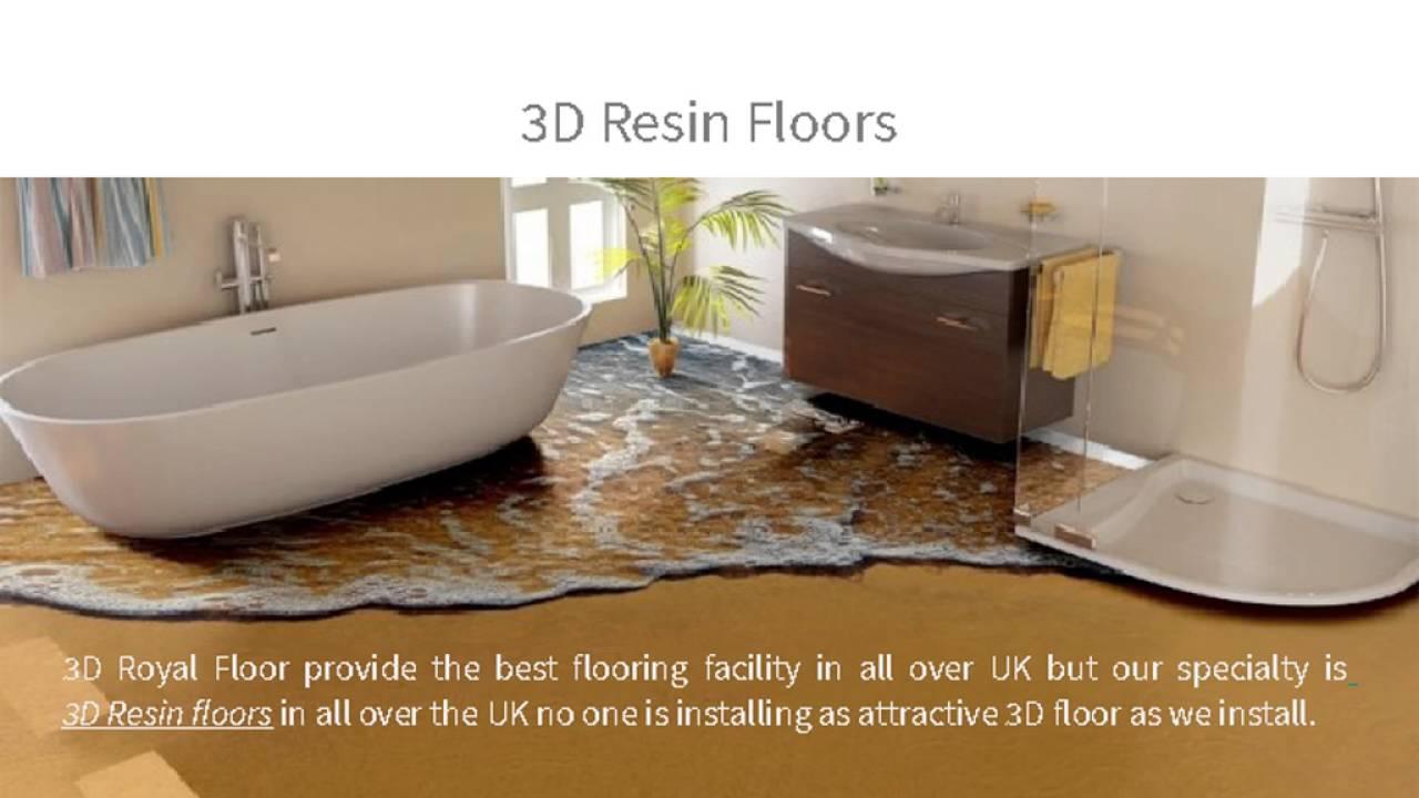 Resin bathroom floor - Resin Bathroom Floor 56