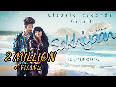 SAKHIYAAN | Maninder Buttar | Cute Love Story |MixSingh |Babbu |New Punjabi Songs |Punjabi Song 2018