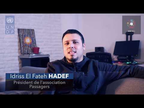 AKID2030 - Message de solidarité de Idris El Fatih Hadef, fondateur de l'Association Passagers