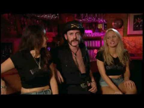 Motörhead - Lemmy is talking ....!!!