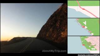 Cabrillo Highway (California) to Plaskett Creek (Monterey County)
