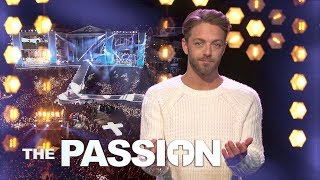 The Passion 2018 | Promo 'Jezus' - Tommie Christiaan | 29 maart 20.35 uur | NPO 1