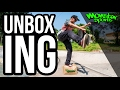 UNBOXING Monster Sports - ABRINDO NO CHUTE?