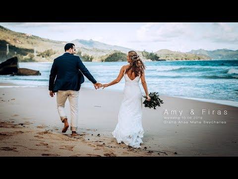 Marco Pross wedding, Amy & Firas,10.05.2019.Grand Anse, Mahe, Seychelles