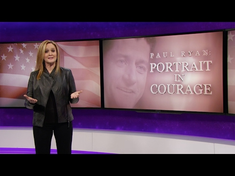 Paul Ryan: Portrait in Courage | Full Frontal with Samantha Bee | TBS from YouTube · Duration:  7 minutes 12 seconds