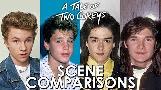 A Tale of Two Coreys (2018) - scene comparisons