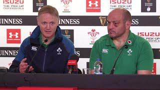 Ireland Post-Match Press Conference