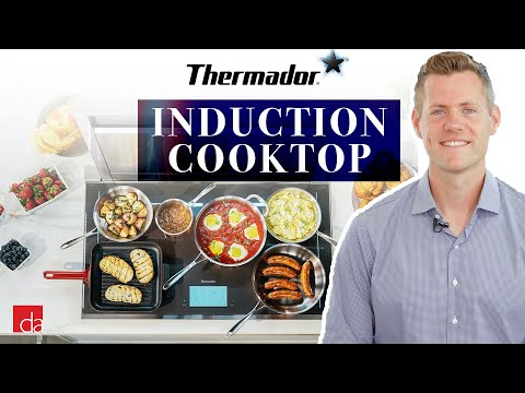 Induction Cooktop By Thermador   Live Cooking Demo