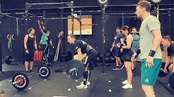 The best way to be fit! Sarine CrossFit!
