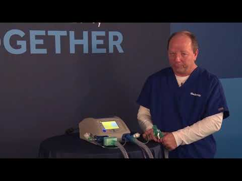 Puritan Bennett 560 Ventilator - Quick Start