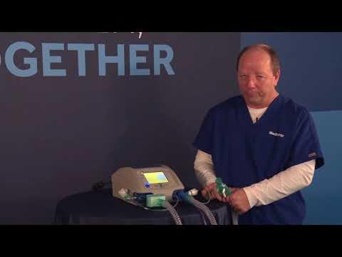 Puritan Bennett 560 Ventilator - Quick Start