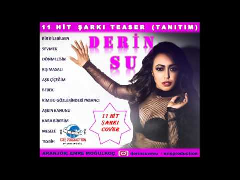 DERİN SU 11 HİT ŞARKI (COVER) 2017 CLUB VERSİON