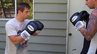 Boxing Techniques - Boxing Defense Boxing Techniques