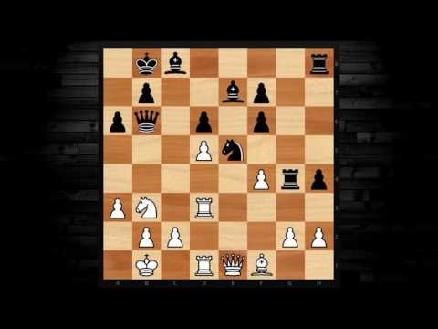 MAGIA Y RIESGO: Mikhail Tal vs Erwin Nievergelt (Zurich, 1959)
