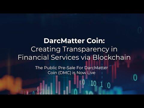 DarcMatter Coin - AMA #1 With DarcMatter Co-Founders Sang Lee & Natasha Bansgopaul