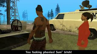 GTA San Andreas - Mission 93 - Cut Throat Business