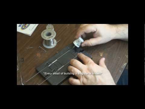 Building a Drag Slot Car – promo version