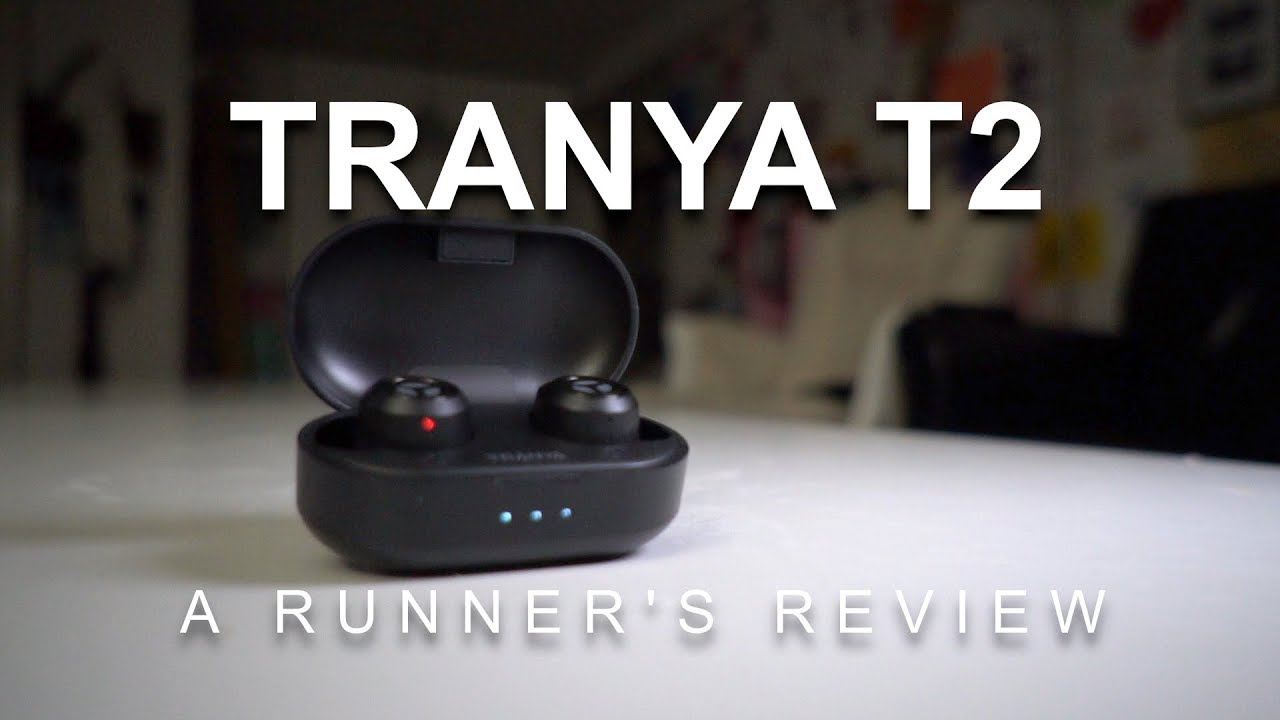 7c75b24c877 Tranya T2 Sports Earbud - A Runner's Review - YouTube